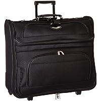 Traveler's Choice Amsterdam Rolling Garment Bag Wheeled Luggage Case