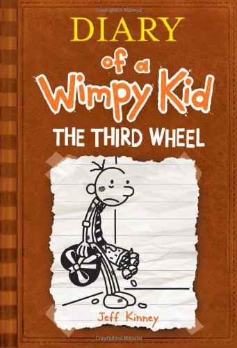 Diary of a Wimpy Kid # 7: Third Wheelの詳細を見る
