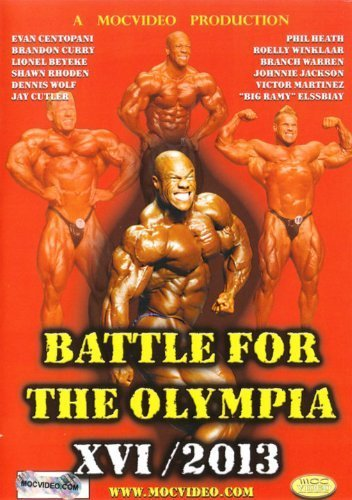 Battle for the Olympia 2013 by Brandon Curry