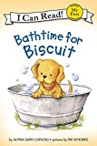 Bathtime for Biscuit (My First I Can Read)