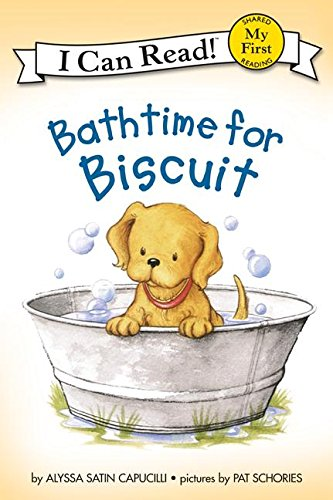 Bathtime for Biscuit (My First I Can Read)の詳細を見る