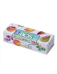 驚異の防臭袋 BOS (ボス) Lサイズ 90枚入り おむつ ? うんち ? 生ゴミ などの 処理 に最適 【袋カラー:ホワイト】