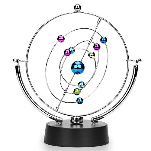 Sciencegeek 太陽系の八惑星 惑星の軌道 天体運動 キネティックア...