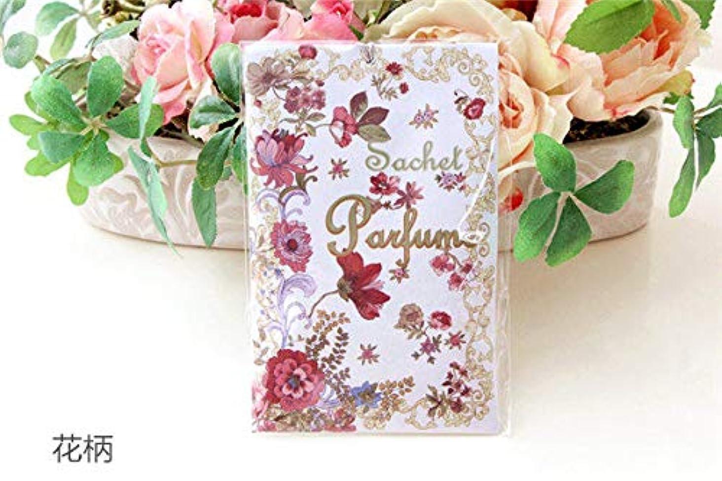よろしくテレビ局説教するサシェ袋 香袋 アロマ ローズの香り バラ 花柄 おしゃれ かわいい <br>姫系 ボタニカル 母の日ギフト
