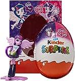 キンダーサプライズ リトルポニー ジャイアントエッグ 100g リミテッドエディション Kinder Surprise Giant Egg 100g Limited Edition My Little Pony