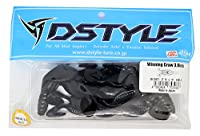 DSTYLE(ディスタイル) ワーム ウイニングクロー 3.6インチ ブラック.