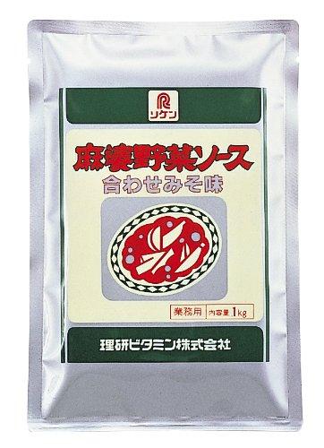 麻婆野菜ソース合わせ味噌味 1Kg
