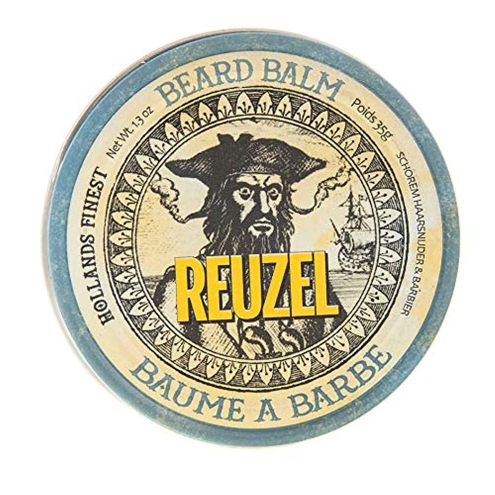 興味風が強いメタルラインルーゾー ビアード バーム Reuzel Beard Balm 35 g [並行輸入品]