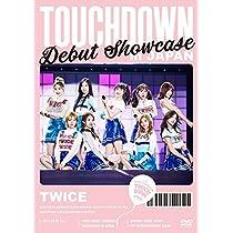 "TWICE DEBUT SHOWCASE ""Touchdown in JAPAN""(DVD)"