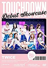 "TWICE DEBUT SHOWCASE ""Touchdown in JAPAN""(DVD)"
