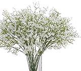 かすみ草 造花 20本セット インテリアフラワー ブーケ 花束 ウェディング
