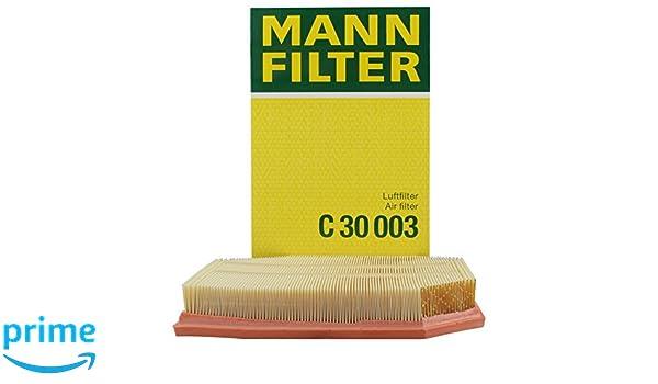 Mann Filter C30003 Luftfilter