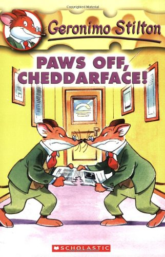 Paws Off, Cheddarface! (Geronimo Stilton)の詳細を見る
