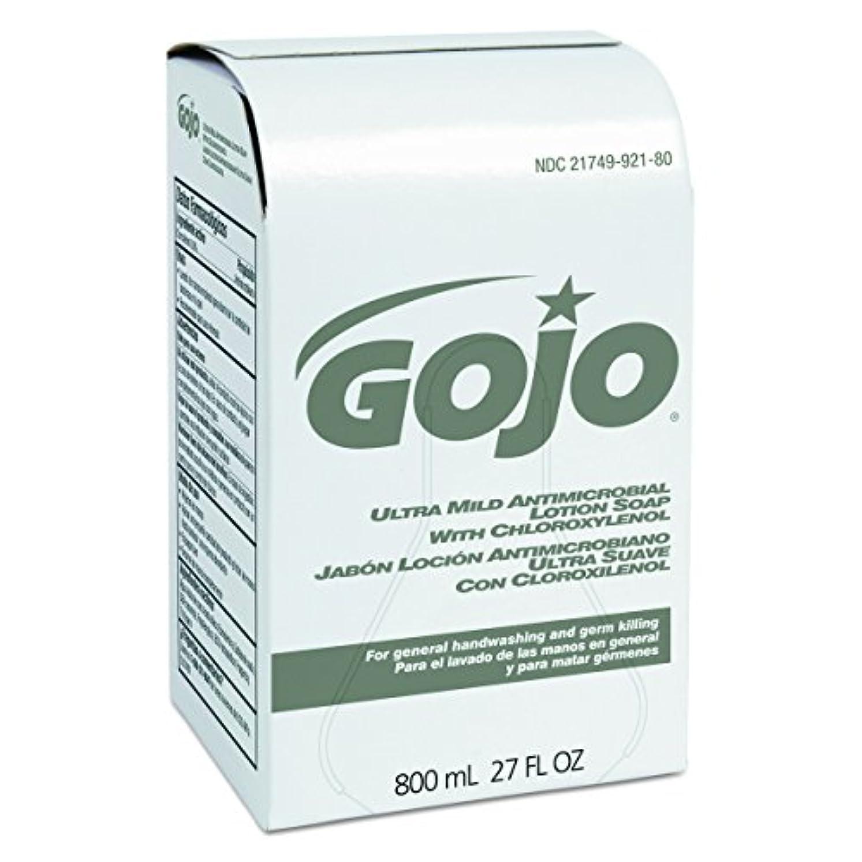 大きなスケールで見るとブルゴーニュ広告Ultra Mild Lotion Soap w/Chloroxylenol Refill, Lightly Scented, 800-ml (並行輸入品)