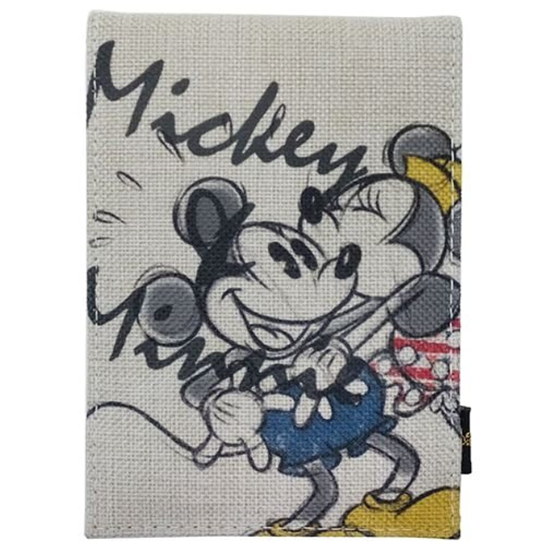 ディズニー ランデブー 折りたたみミラー ミッキーマウス ミニーマウス キス APDS2606R