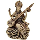 "RK Collections 3"" Small Saraswati Statue 