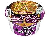 エースコック アジアの台所 ユッケジャン味ラーメン 72g×12個
