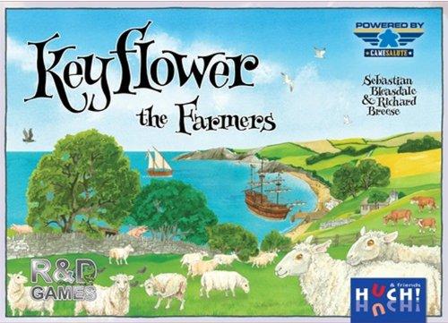 キーフラワー:農夫たち (Keyflower: The Farmers)