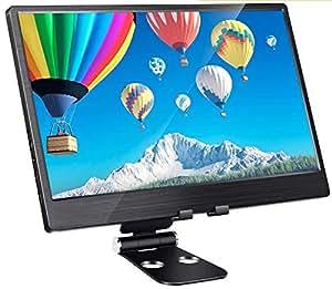cocopar® モバイルモニタ 13.3インチフルHDIPS HDR機能を支持IPSゲーミングモニター ゲーム/HDMI/PS3/XBOX/PS4モニター1080PダブルHDMI 超薄8mm Raspberry Pi用対応できる スピーカ内蔵 PCモニター