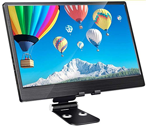 cocopar モバイルモニタ 13.3インチフルHDIPS HDR機能を支持IPSゲーミングモニター ゲーム/HDMI/PS3/XBOX/PS4モニター1080PダブルHDMI 超薄8mm Raspberry Pi用対応できる スピーカ内蔵 PCモニター
