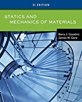 Statics and Mechanics of Materials: Si Edition (Mindtap Course List)