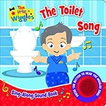 The Wiggles: Toilet Time Sound Book: Sing-Along Sound Book