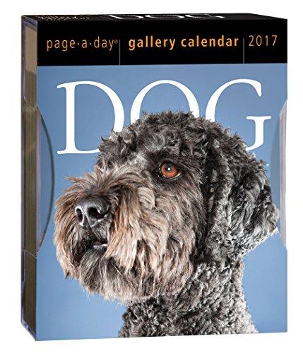 Dog Gallery 2017 Calendar