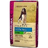 ユーカヌバ 高齢犬用 ラム&ライス シニア小粒 7.5kg