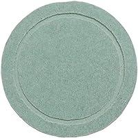珪藻土コースター 1pcs サークル ブルー