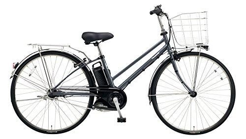 Panasonic(パナソニック) 2018年モデル ティモ・EX 27インチ カラー:メタリックグレー BE-ELET754-N 電動アシスト自転車 専用充電器付