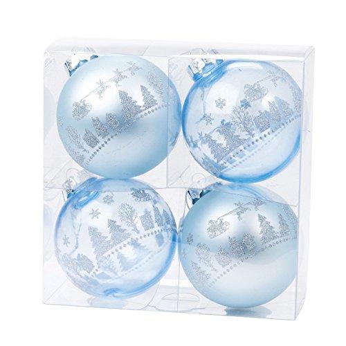 東京堂 クリスマス グラットボール80(4コ入り) XB003180-005