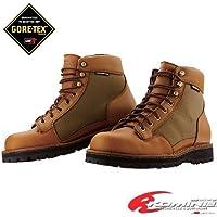 コミネ(Komine) バイクブーツ GORE-TEX(R) ショートブーツ ブラウン 27.5cm 05-065 BK-065