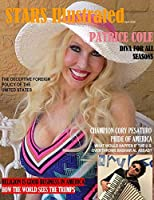 Stars Illustrated Magazine. April 2018. Deluxe Edition. Glossy Paper