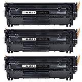 Best HPのプリンタを購入します - Canon(キャノン) CRG-303汎用 互換トナーカートリッジ 3本セットブラック/BK 対応プリンタ:Canon(キャノン) LBP-3000/LBP-3000B Review