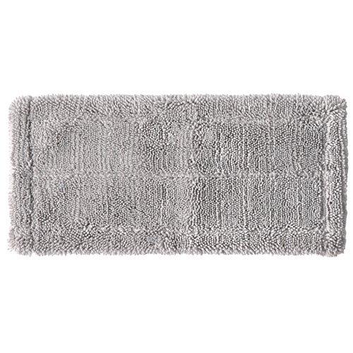 無印良品 掃除用品システム・フローリングモップ用モップ/水拭き 約幅28×奥行13×厚さ1.5cm