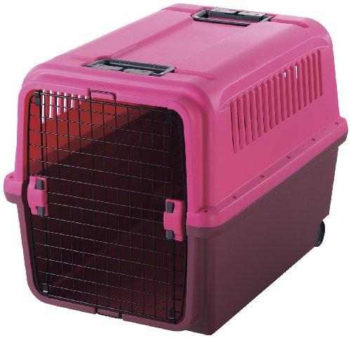 リッチェル キャンピングキャリー XL ピンク