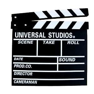 映画撮影用 ハリウッド カチンコ 黒板式