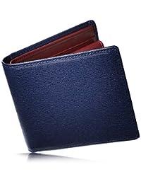 Kohdou 財布 メンズ 二つ折り カード15枚収納 本革