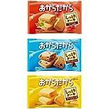 江崎グリコ おからだから メープル チョコチップ チーズケーキ 2枚×各10個入り