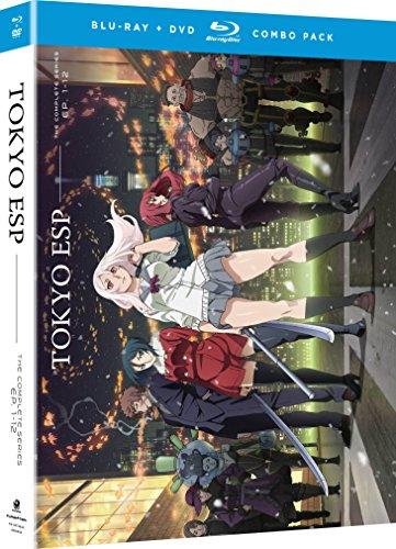Tokyo ESP (Blu-ray/DVD Combo)