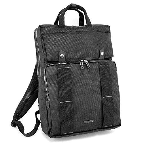 (エースジーン) ACE GENE リュック型ビジネスバッグ/ブリーフケース/ビジネスリュック CROSS TIDE クロスタイド カモフラージュ ジャカード 限定モデル 54245 (ブラック(01))