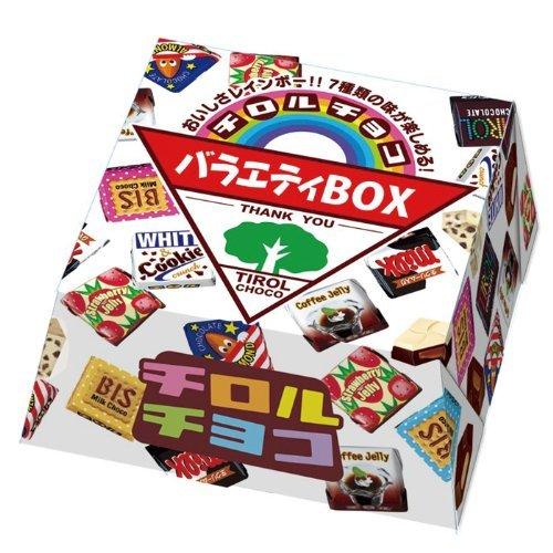 『チロルチョコ バラエティBOX 27個入』のトップ画像