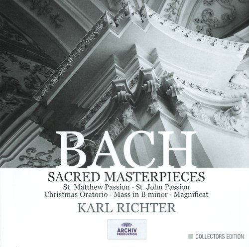 Bach, J.S.: Sacred Masterpieces