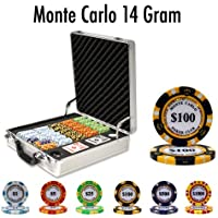 Brybelly Holdings pcs-2603l 500 ct – pre-packaged – Monte Carlo 14グラム – Claysmith