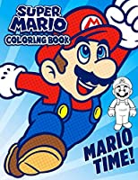Super Mario Coloring Book: Fun Coloring Books Gifts for Kids Boys