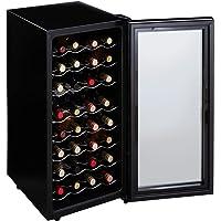 アイリスオーヤマ ワインセラー 32本収納 78L 12~18℃ ペルチェ式 庫内LED ミラーガラス メーカー1年保証…