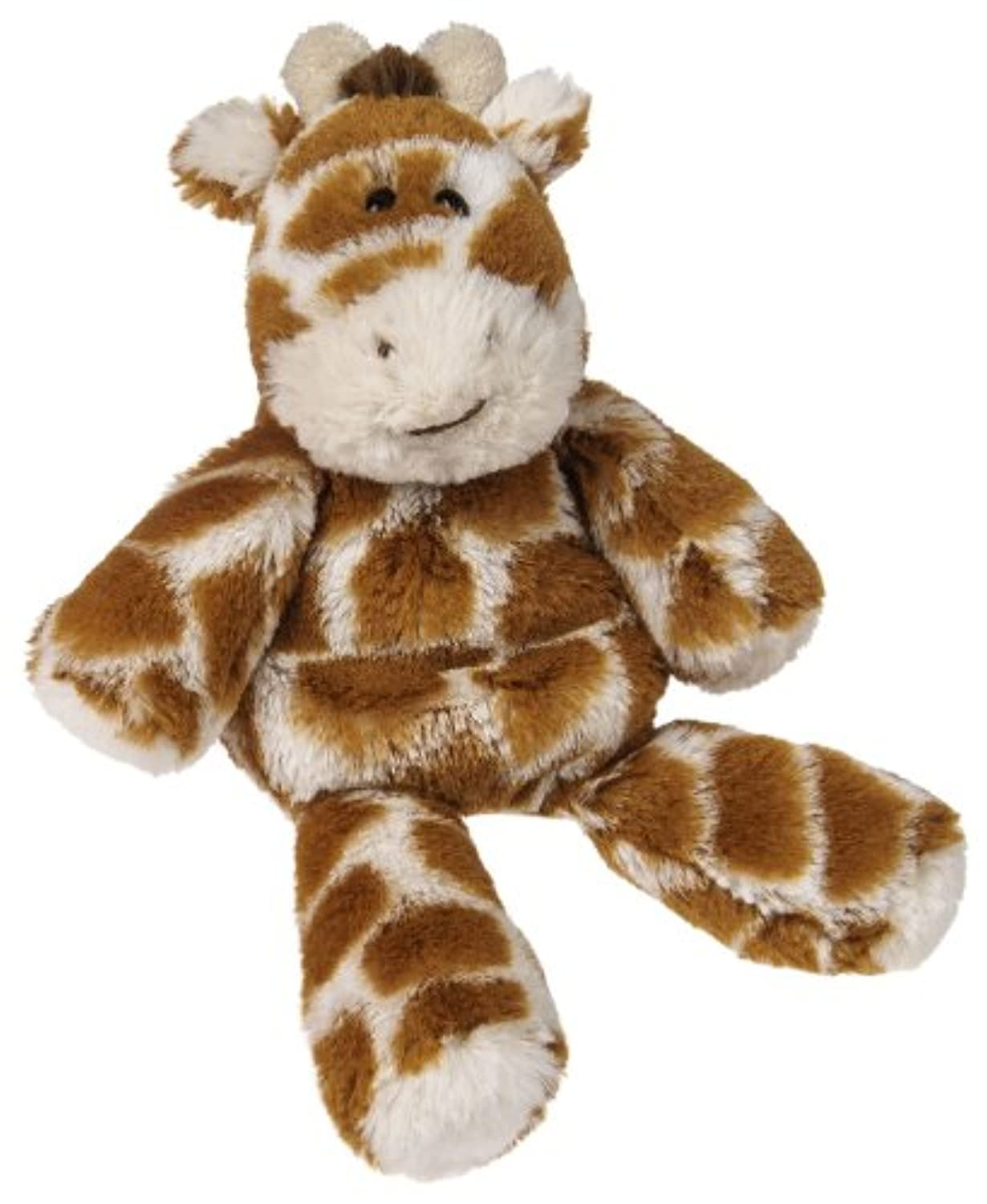 Mary Meyer Marshmallow Plush Rattle, Giraffe by Mary Meyer