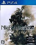 「PS4 ニーア オートマタ (初回生産特典「ポッドモデル:白の書」が使えるプロダクトコード 同梱)」の画像