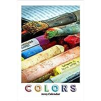Retrospect Group Colors - 2019 Calendar (YC 046) [並行輸入品]