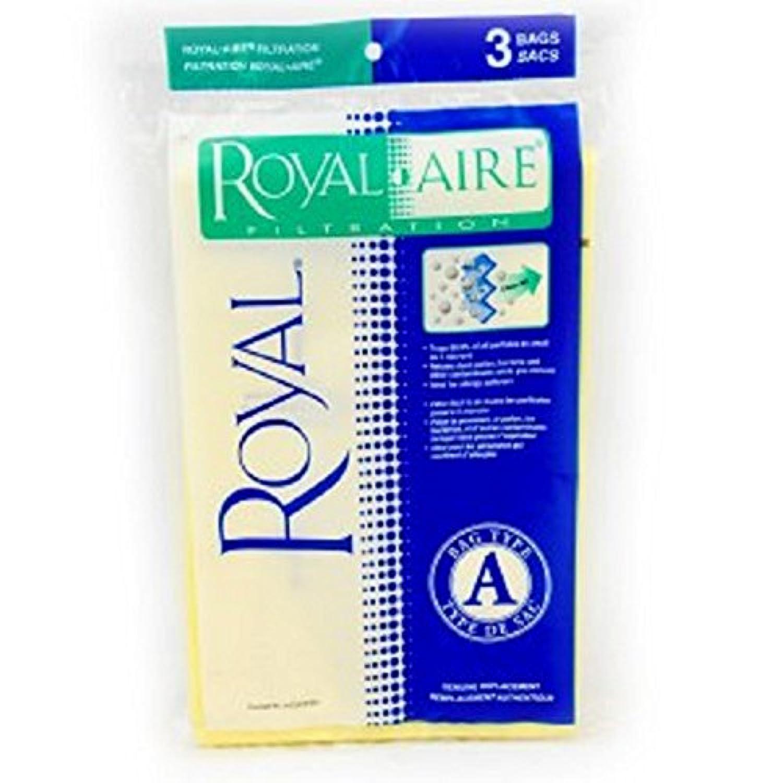 ロイヤルUpright Vacuum Type a Aireろ過紙バッグ3 PKパーツ – 3672075001